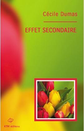 """""""Effet secondaire"""" un livre saphique de Cécile Dumas,  suite de """"Taille Unique""""."""