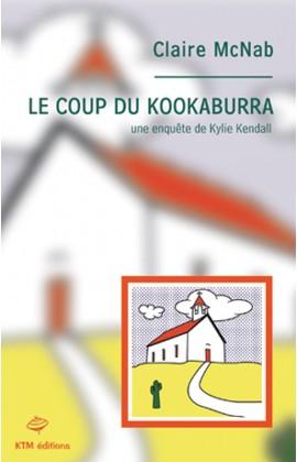 """""""Le Coup du kookaburra"""", le deuxième tome de la série policière lesbienne de Claire McNab avec Kylie Kendall pour héroïne."""