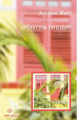 """""""Opération Twilight"""", un roman lesbien d'Annabel West"""