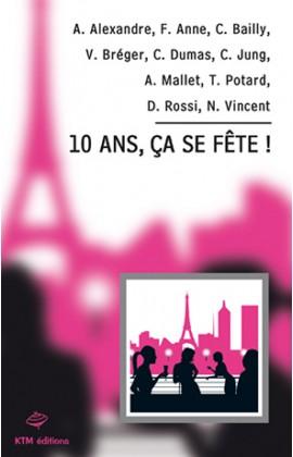 10 ans, ça se fête un livre lesbien chez KTM éditions