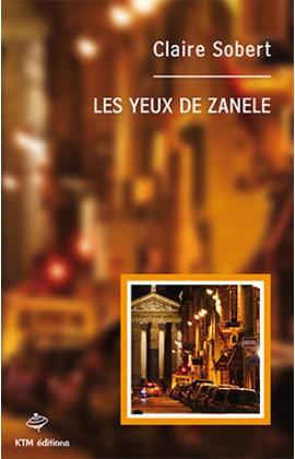 """""""Les Yeux de Zanele"""", un roman lesbien policier de Claire Sobert."""