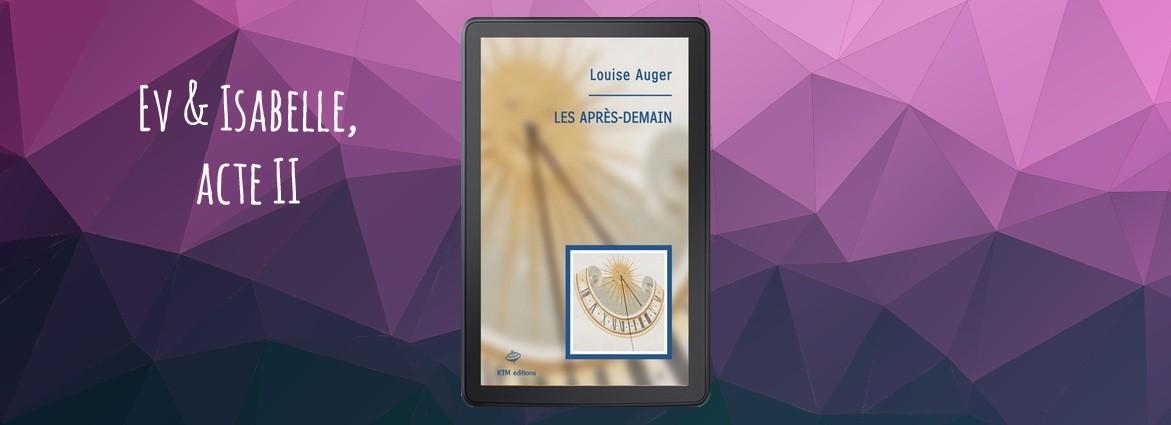 Les Après-demain un ebook lesbien de Louise Auger
