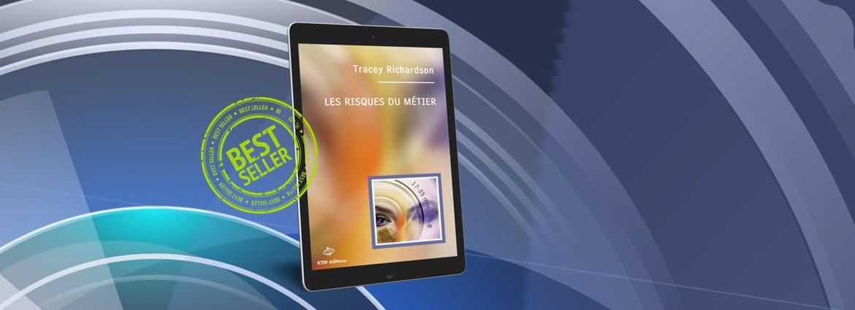 """""""Les Risques du métier"""" un roman lesbien de Tracey Richardson chez KTM éditions"""