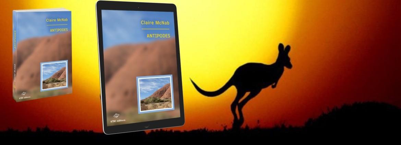 Antipodes, le roman lesbien de Claire McNab en ebook et papier