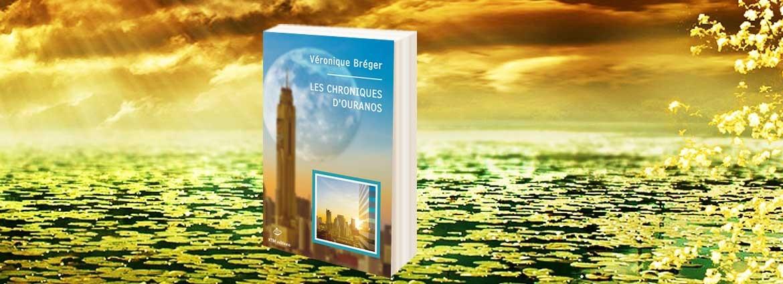 """""""Les Chroniques d'Ouranos"""" un roman lesbien de science fiction par Véronique Brégér chez KTM éditions"""